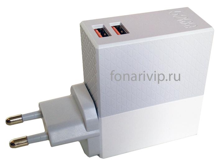 Зарядное устройство + PowerBank LDNIO PA606