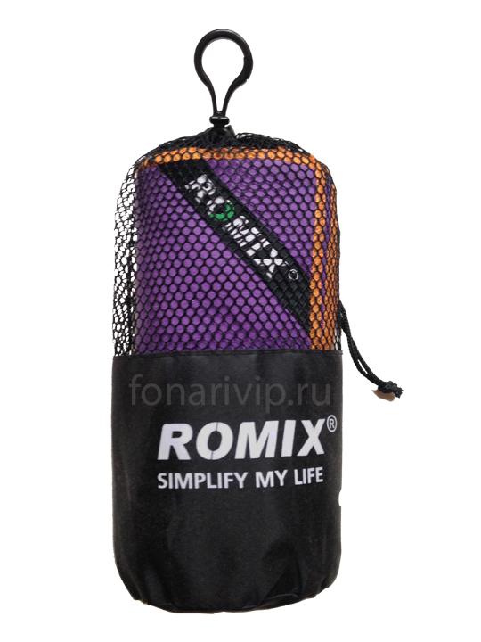 Полотенце Romix супер впитывающее