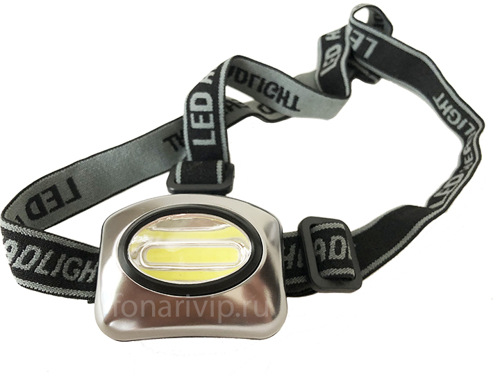 Налобный фонарь COB HEAD LIGHT