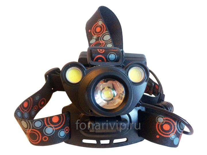 Фонарь налобный HL-1900-T6