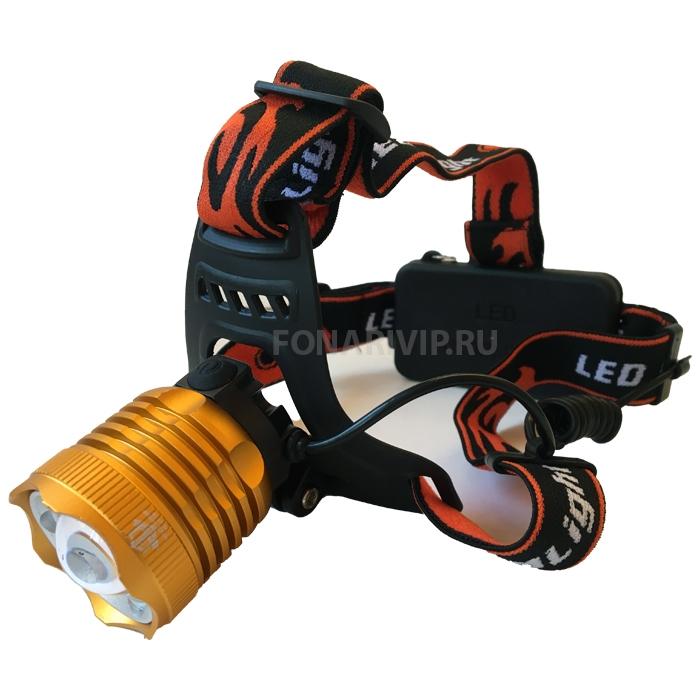 Налобный фонарь HL-41-T6