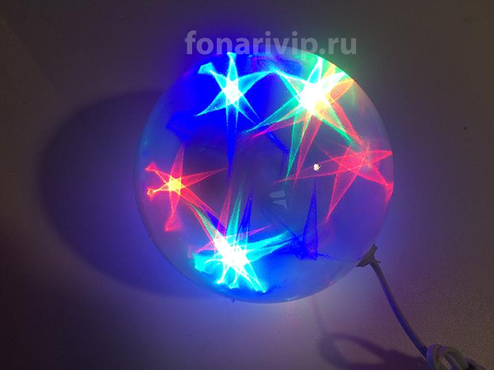 Шар декоративный Star LED